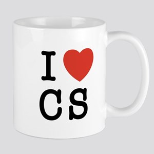 I Heart CS Mug