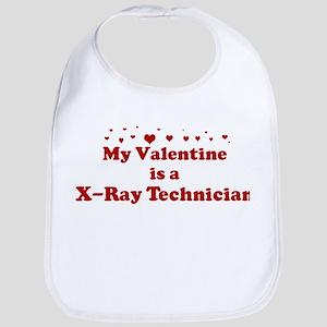 Valentine: X-Ray Technician Bib