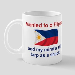 Married To A Filipino Mug