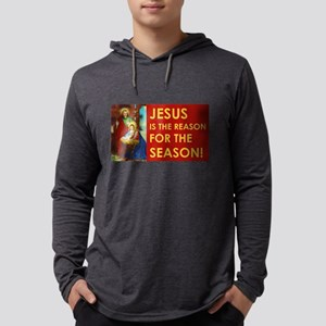 Jesus is the Reason for the Season Jewel Tones Lon