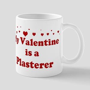 Valentine: Plasterer Mug