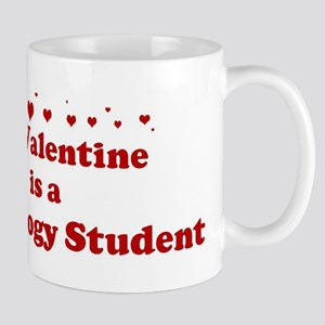 Valentine: Psychology Student Mug