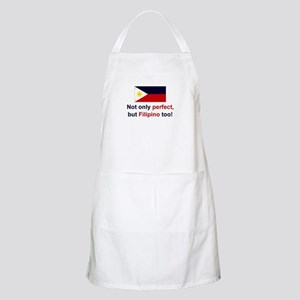 Perfect Filipino BBQ Apron