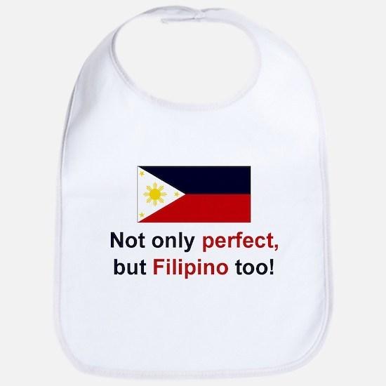 Perfect Filipino Bib