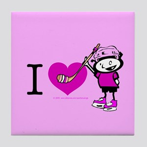 I heart Nancy Boys Tile Coaster