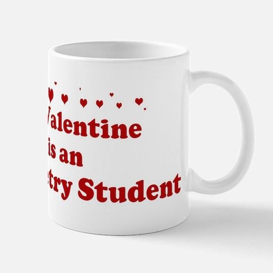 Valentine: Optometry Student Mug