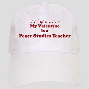 Valentine: Peace Studies Teac Cap