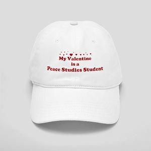 Valentine: Peace Studies Stud Cap