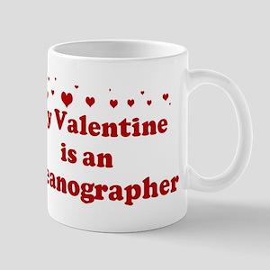 Valentine: Oceanographer Mug