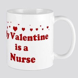 Valentine: Nurse Mug