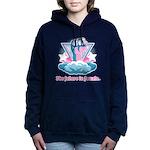 The Future Is Female Women's Hooded Sweatshirt