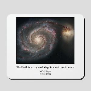 Carl Sagan A Mousepad