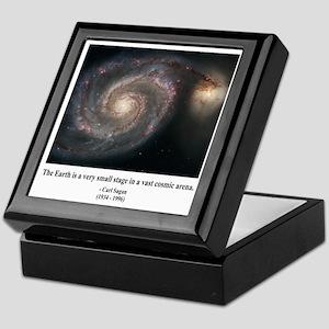 Carl Sagan A Keepsake Box