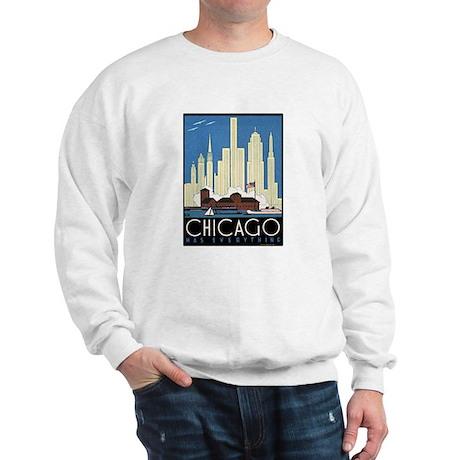 Chicago Retro Sweatshirt