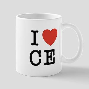 I Heart CE Mug