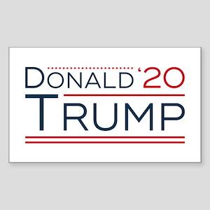 Donald Trump 2020 Sticker