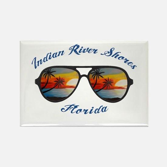Florida - Indian River Shores Magnets