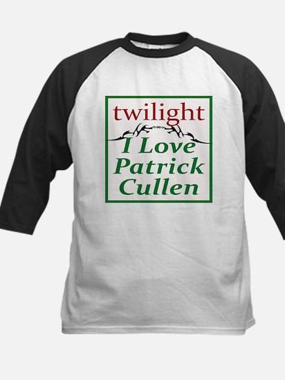 Fun Twilight Kids Baseball Jersey