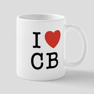 I Heart CB Mug