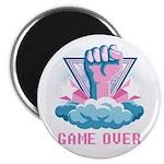 Game Over Magnet Magnets