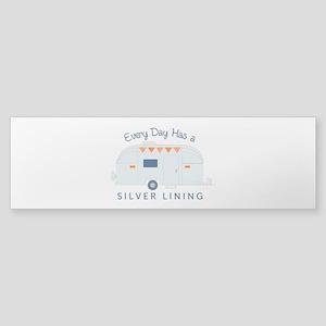 Silver Lining (bumper 10 Pk) Bumper Sticker