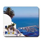 Sidi Bou Said Mousepad