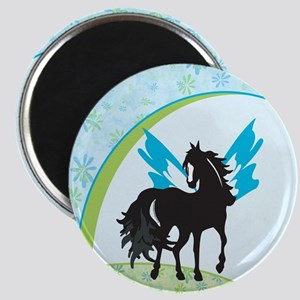 Winged Steed Magnet