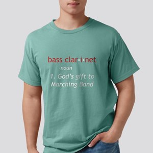 Bass Clarinet Definition Women's Dark T-Shirt
