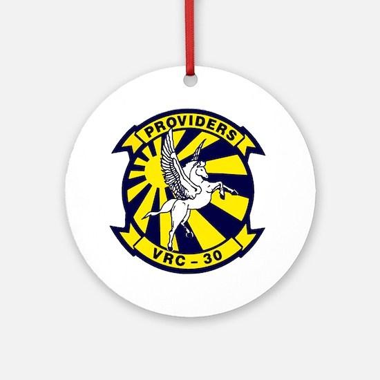 VRC-30 Providers Ornament (Round)