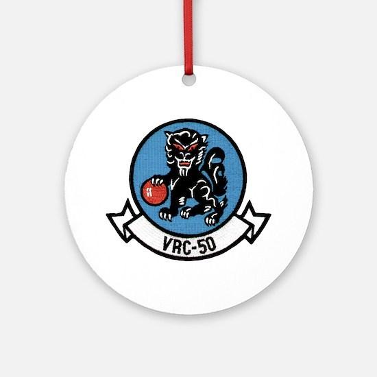 VRC-50 Foo Dogs Ornament (Round)