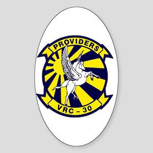 VRC-30 Providers Oval Sticker