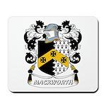 Mackworth Coat of Arms Mousepad