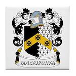 Mackworth Coat of Arms Tile Coaster