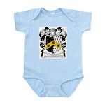 Mackworth Coat of Arms Infant Creeper
