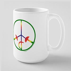 Bright Spectrum Large Mug