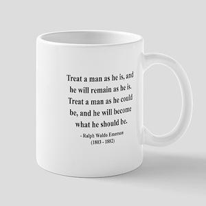 Ralph Waldo Emerson 16 Mug
