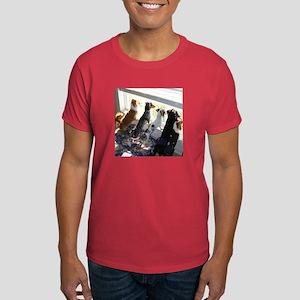 Mixed Hair Dark T-Shirt
