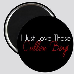 I Just Love Those Cullen Boys Magnet