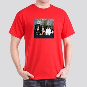 Sweet Doxie Group Dark T-Shirt