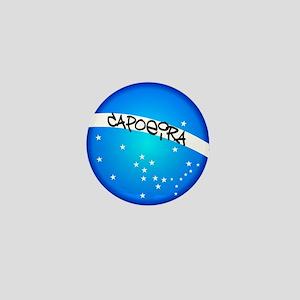 Capoeira Mundo Mini Button
