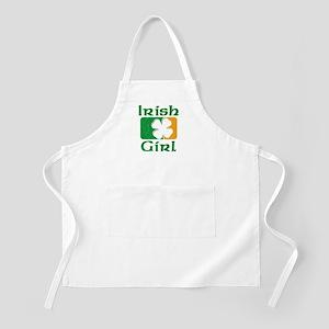Irish Girl BBQ Apron