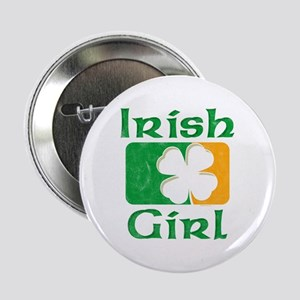 "Irish Girl 2.25"" Button"