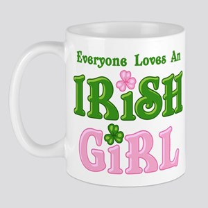 Loves An Irish Girl Mug