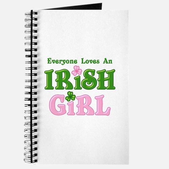 Loves An Irish Girl Journal