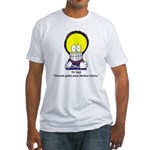 Dr. Markov Chain Fitted T-Shirt
