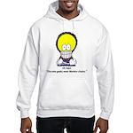 Dr. Markov Chain Hooded Sweatshirt