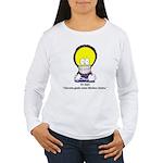 Dr. Markov Chain Women's Long Sleeve T-Shirt