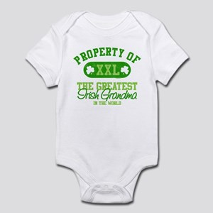 Property of Irish Grandma Infant Bodysuit