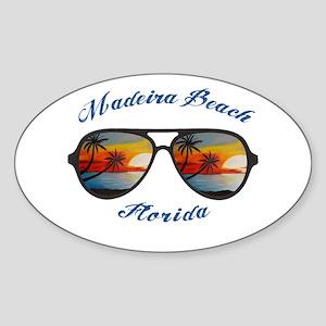Florida - Madeira Beach Sticker