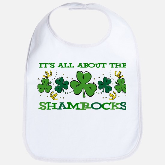 About The Shamrocks Bib